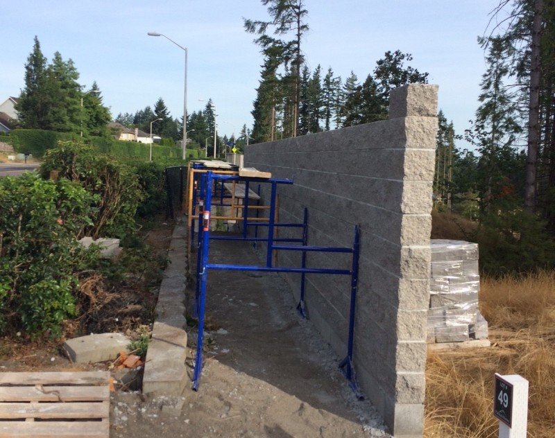 Lake Hills Retaining and Sound Walls Specialty