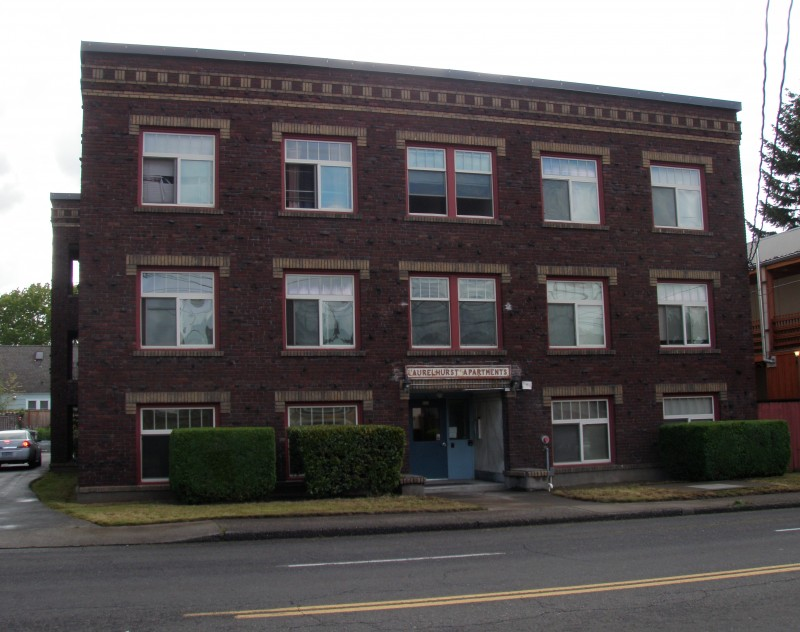 Laurelhurst Apartments Seismic Upgrade